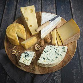 Assortiment de fromages POIREL